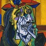 "Pablo Picasso, ""Weeping Woman"", 1937"
