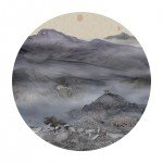 New Mountain And Water Series- Autumn Mist In The Mountain With Winding Streams